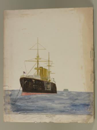 H.M.S. Terrible: 1897