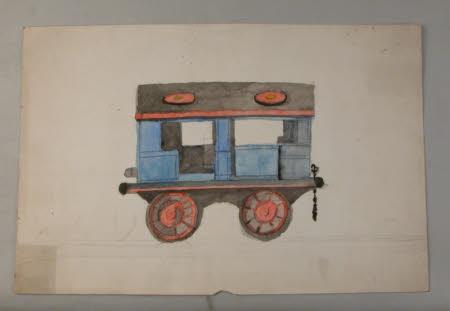 A train carriage