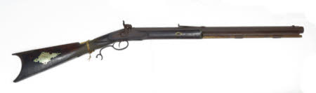 Percussion rifle