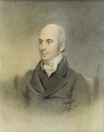 The Reverend Thomas V. Chute (1772-1827)