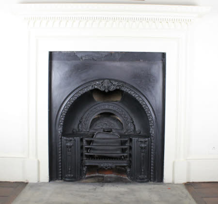 Chimneypiece, Gallery Bedroom, The Vyne, Hampshire