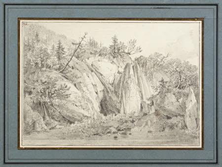 Grottos and Rocks in Valais, Switzerland