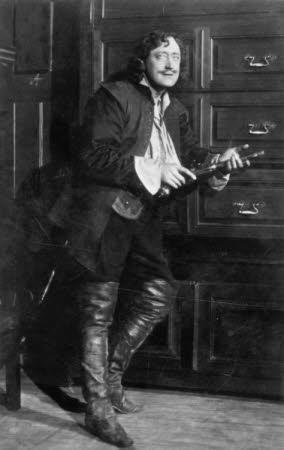 "Fred Terry (1863-1933) as ""Matt Compton"" in ""Matt of Merrymount"", by Beulah H. Dix and E. G. ..."