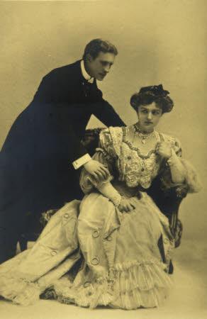 Dame Lilian Braithwaite (1873-1948) and Ben Webster (1864 - 1947)
