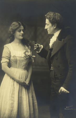 Gertrude Elliott, Lady Forbes Robertson (1874-1950) and Johnston Forbes-Robertson (1853-1937)
