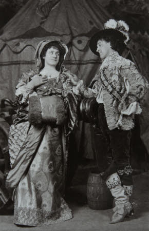 Kate Rorke (1866 - 1945) and Sir John Martin-Harvey (1863-1944)