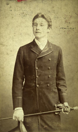 Edward Henry Gordon Craig (1872-1966) as a Young Man