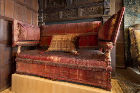 The So Called Knole Sofa 129442