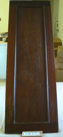 Framed panel