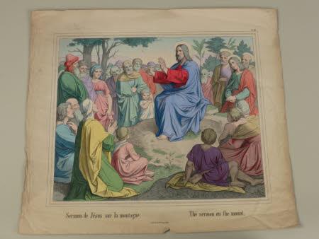The Sermon on the Mount (after J.Heinemann)