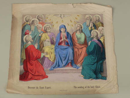 The Sending of the Holy Ghost (after J.Heinemann)