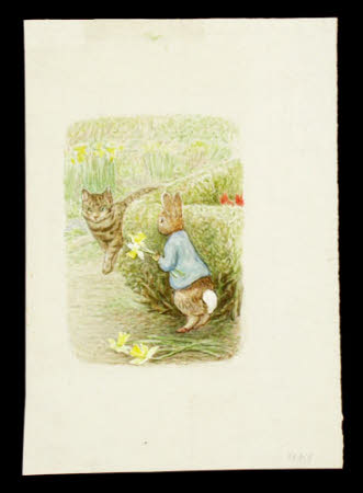 Peter Rabbit's Almanac