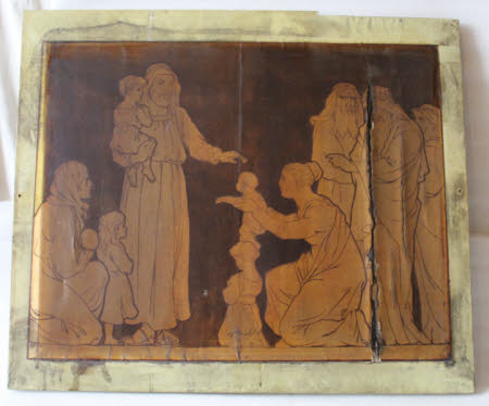 Scenes from the Passion/Life of Christ: Suffer the Little Children to Come unto Me (Sinite parvulos)