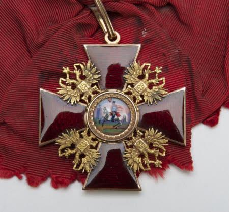 Order of Saint Alexander Newsky (1725) Grand Cross