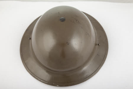 Civil defence helmet
