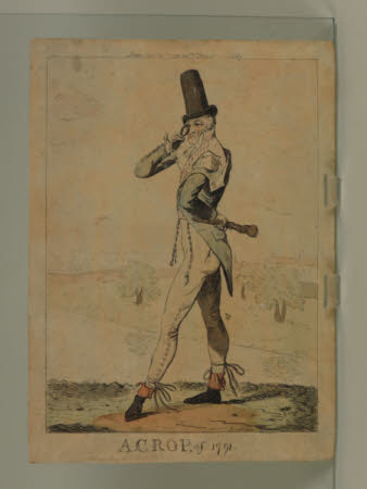 A Crop, of 1791