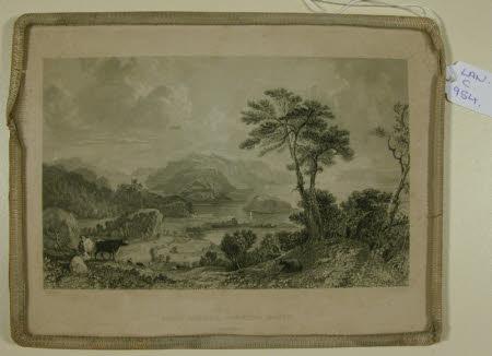 Loch Linnhe, Looking South.  Argyllshire.