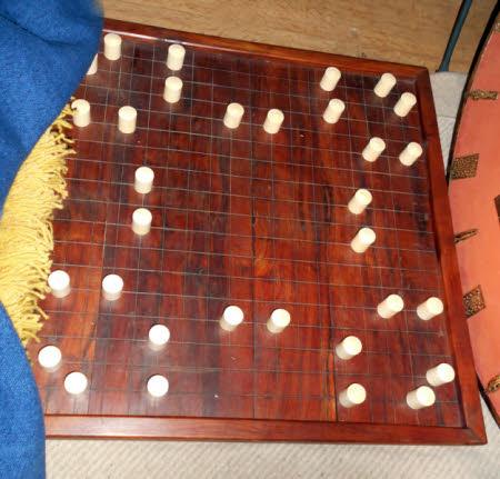 Gaming board