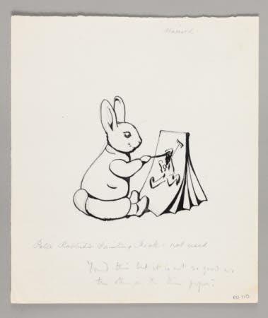 Peter Rabbit's Painting Book