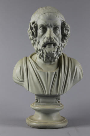 Homer (800 BC - 701 BC) (after the Antique)