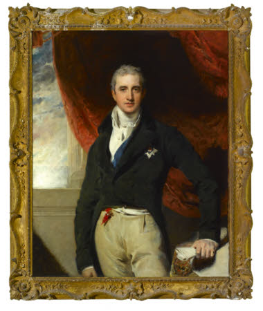 Robert Stewart, 2nd Viscount Castlereagh and 2nd Marquess of Londonderry, KG, GCH, MP (1769–1822)