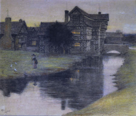 Moreton Old Hall