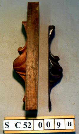 Carved moulding