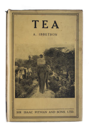 Tea . from grower to consumer by A. Ibbetson.