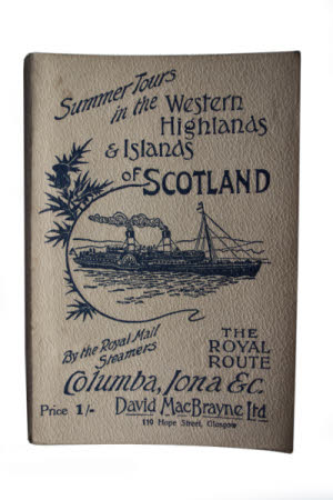 Summer tours in the Western Highlands and Islands of Scotland.