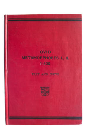 Ovid Metamorphoses I, ll. 1-400 . edited by A.H. Allcroft and J.F. Stout.