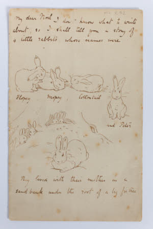 Beatrix Potter Gallery © Frederick Warne & Co. / Caroline Cotgrove