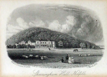 Sheringham Hall, Norfolk