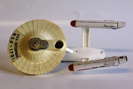 Toy spacecraft