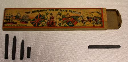 Slate pencil
