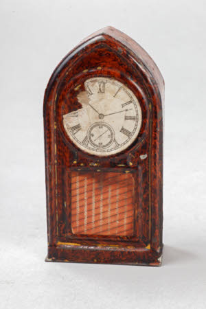 Miniature clock