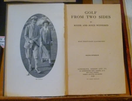 Golf From Two Sides