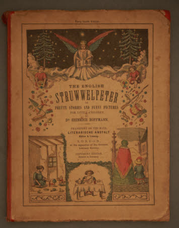 The English Struwwelpeter :. or, Pretty stories and funny pictures for little children,