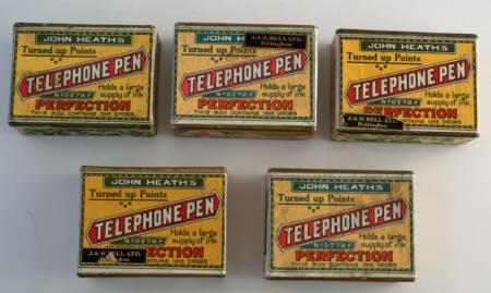 Pen nib box