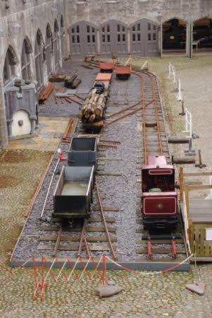 Railway trackwork