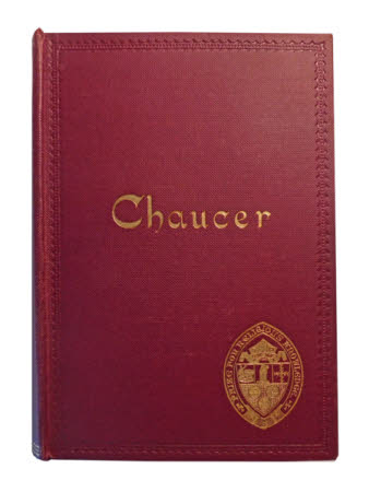 The complete works of Geoffrey Chaucer.