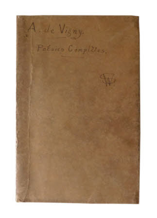 Oeuvres complètes de Alfred de Vigny.