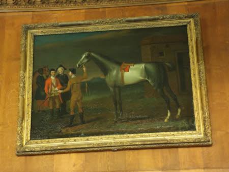 Lamprey (A Racehorse)