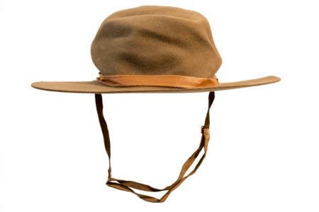 Scout hat
