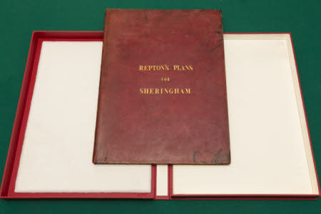 Red book for Sheringham Park