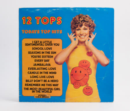 12 TOPS: Today's Top Hits