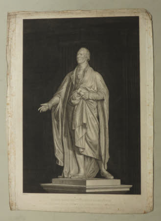 A Statue of The Rt. Hon. William Pitt the younger MP (1759-1806)