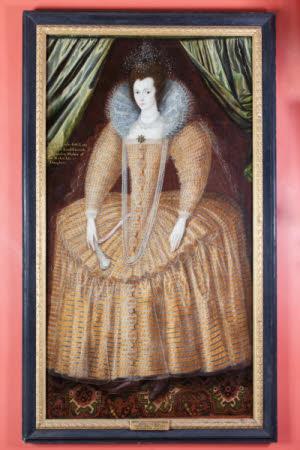 Margaret Gerard, Lady Legh (m. 1584 - d. 1603)