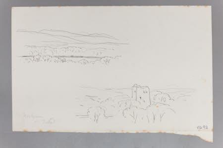 Landsacape in Scotland