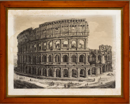 The Colosseum, Rome (The Flavian Amphitheatre)