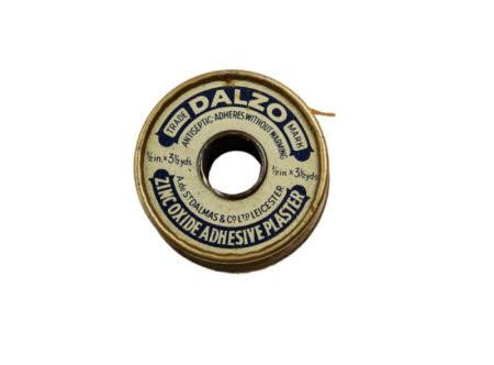 Adhesive plaster reel